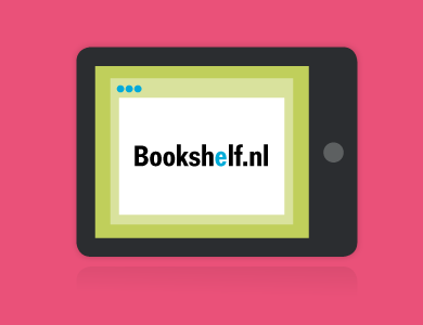 ebook op de tablet